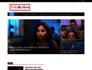 tellyreviews.com screenshot