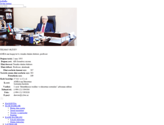 telmanaliev.az screenshot