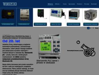 telmatik.pl screenshot