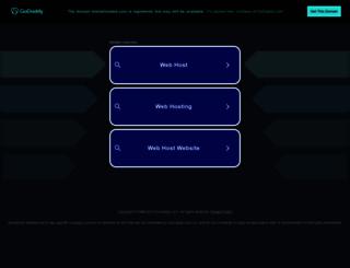 telstarhosted.com screenshot
