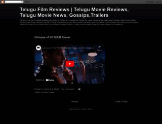 telugu-film-reviews.blogspot.com screenshot