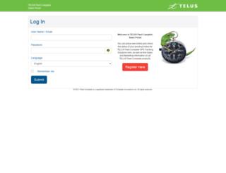 telusportal.completeinnovations.com screenshot
