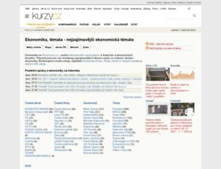 tema.kurzy.cz screenshot