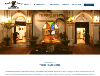 tembohotel.com screenshot