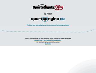temeculayouthbasketball.sportssignup.com screenshot