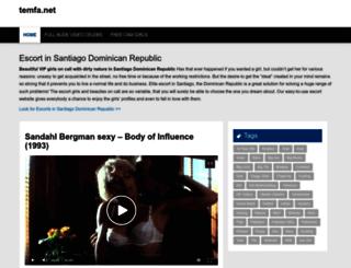 temfa.net screenshot
