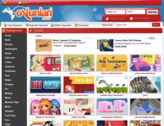 temizlik.oyunlari.com.tr screenshot