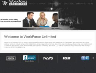 temp.wfunlimited.com screenshot