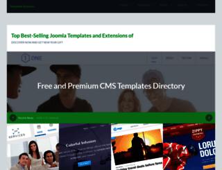 templates-directory.com screenshot