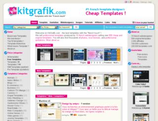 templates.kitgrafik.com screenshot