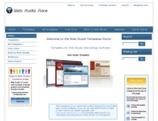 templates.webstudio.com screenshot