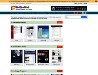 templates.webtoolhub.com screenshot