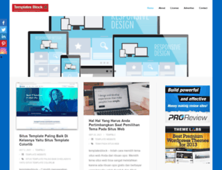 templatesblock.com screenshot
