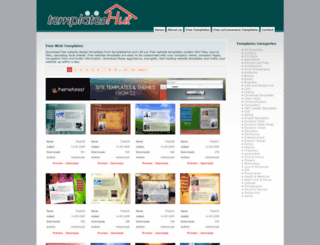templateshut.com screenshot