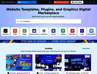 templatesweb.com screenshot
