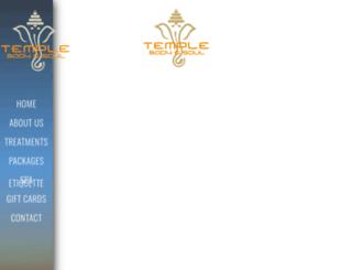 templebodyandsoul.com.au screenshot