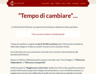 tempodicambiare.it screenshot
