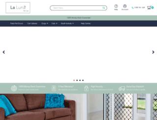temporarypetdoor.com.au screenshot