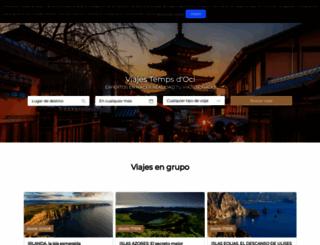 tempsdoci.com screenshot