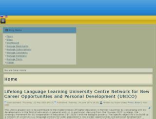 tempus-unico.eu screenshot
