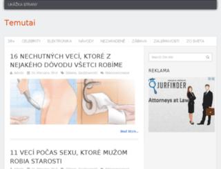 temutai.top screenshot