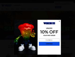 tenacioustoys.com screenshot