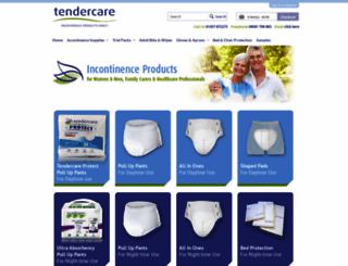 tender-care.com screenshot
