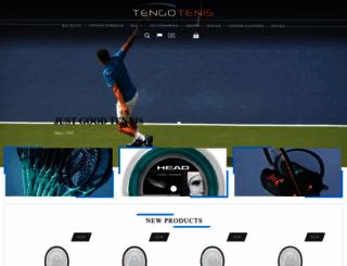 tengotenis.com screenshot