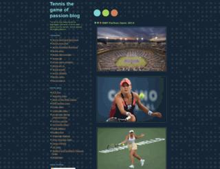 tennisbloghere.blogspot.com screenshot