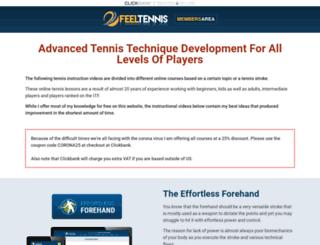 tennistacticsblueprint.com screenshot