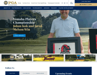 tennpga.com screenshot