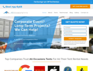 tentrental.net screenshot