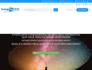 teologia24horas.com.br screenshot