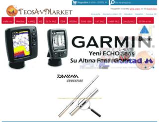 teosavmarket.com screenshot