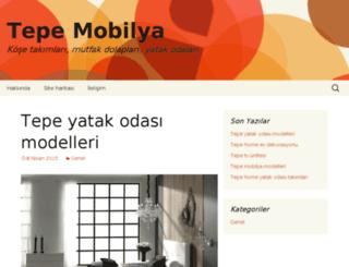 tepemobilya.name.tr screenshot