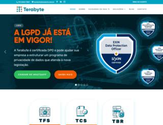 terabyte.com.br screenshot