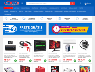 terabytesinformatica.com.br screenshot