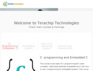 terachiptech.com screenshot