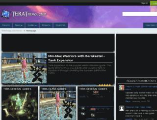 teratoday.com screenshot