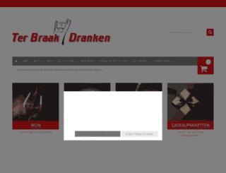 terbraakdranken.nl screenshot
