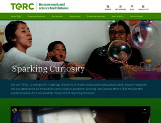 terc.edu screenshot