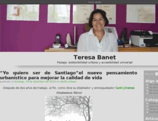 teresabanet.es screenshot
