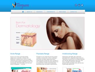 tergumremedies.com screenshot