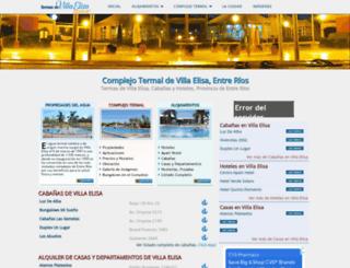 termasdevillaelisa.com.ar screenshot