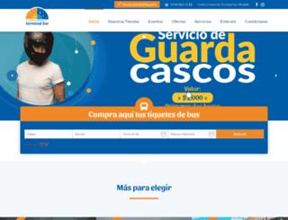 terminaldelsur.com screenshot