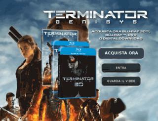 terminatorgenisys.it screenshot