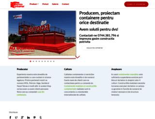 termocontainer.ro screenshot