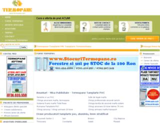 termopane.com screenshot