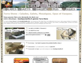 terra-stone.net screenshot