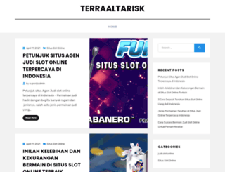 terraaltarisk.net screenshot